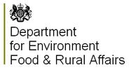 Department for Environment and Rural Affairs logo